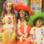 Hawaiian Children Party