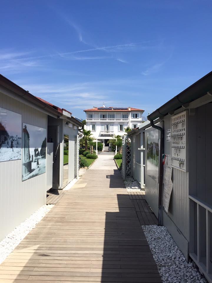 The Best Beach Facilities in Forte dei Marmi pt.2 - Dalahi Ortiz