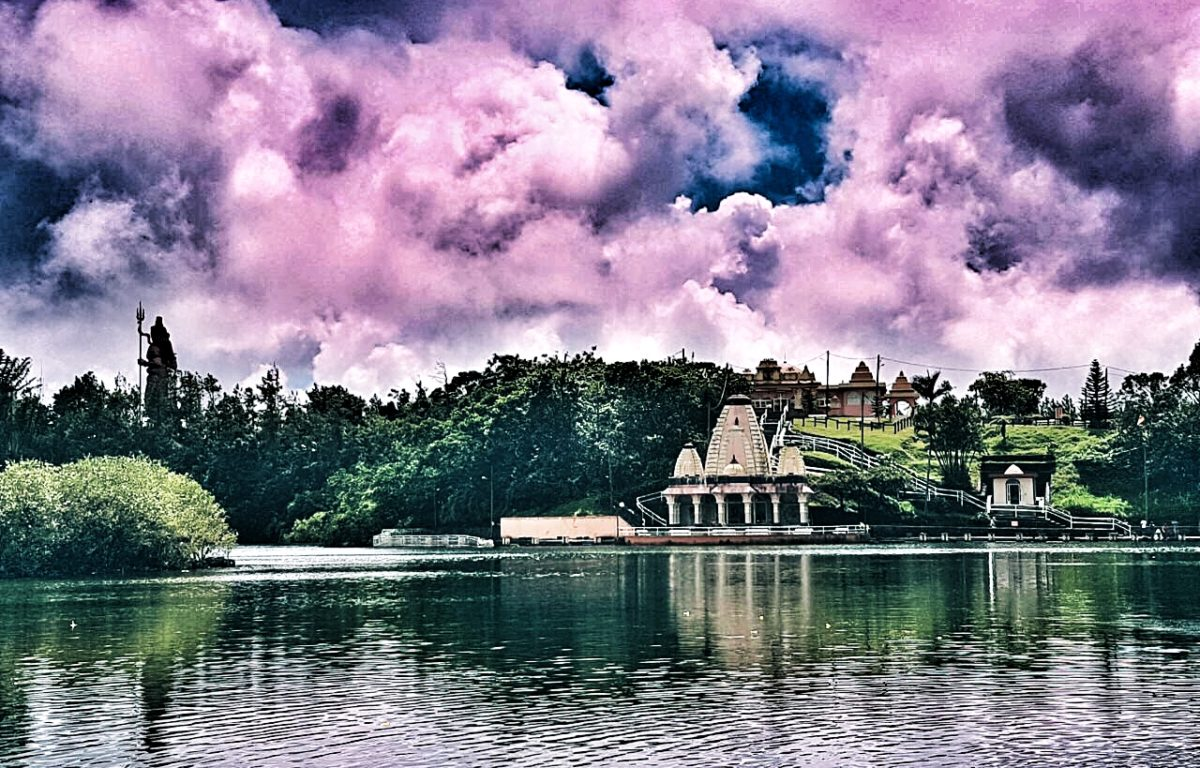 Lago Sacro Grand Bassin
