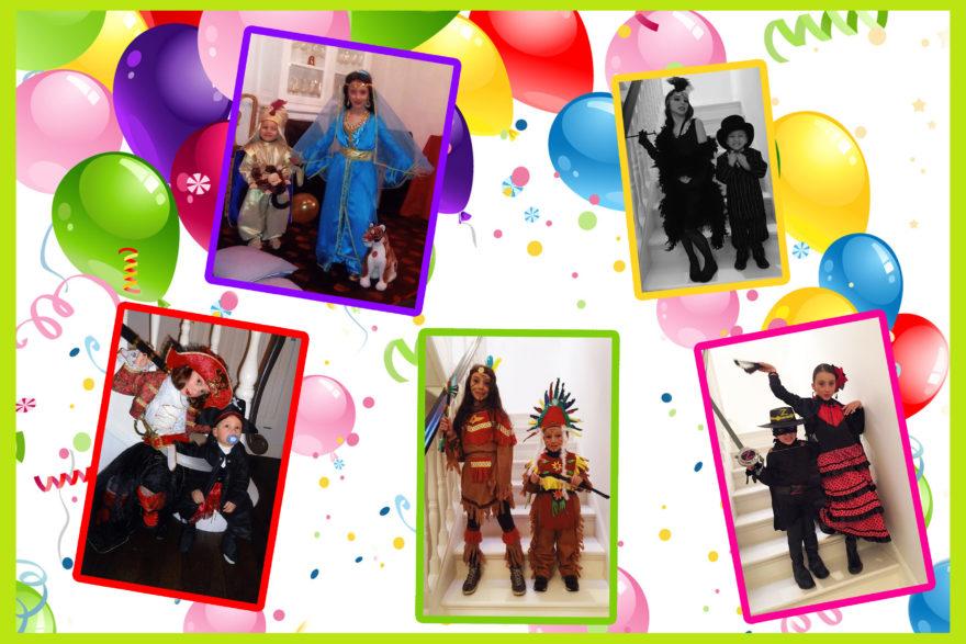 Costumi Bambini carnevale