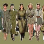 Colore di tendenza: il verde militare