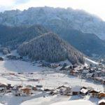 A dream ski holiday!