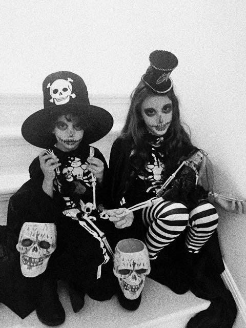 Costumi Halloween Bambini Tim Burton