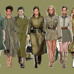 Trend color: Army Green