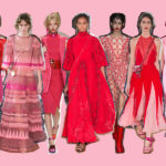 Red and Pink, season trend