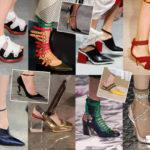 Skyscraper heels … or slippers!