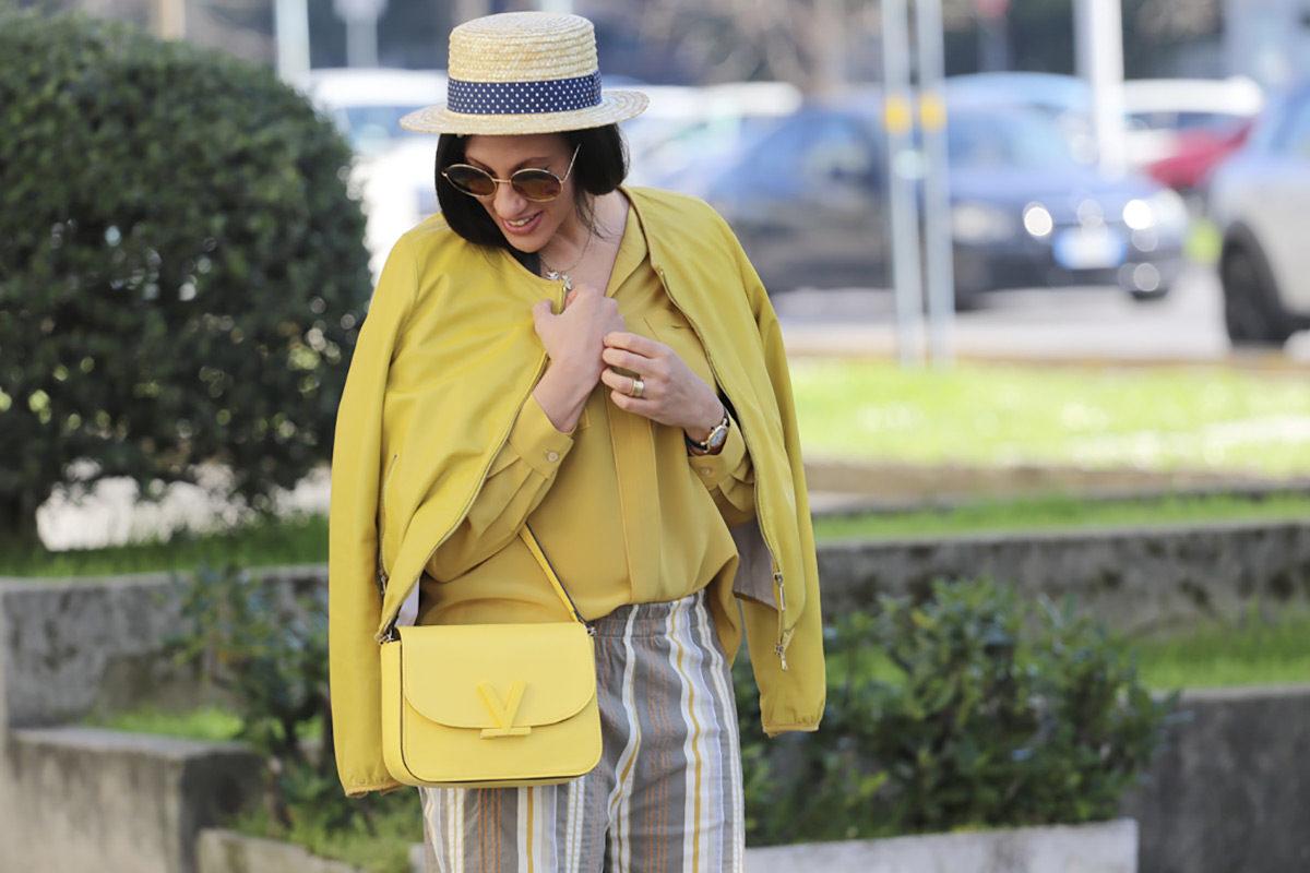 Outfit giallo gioia - 02
