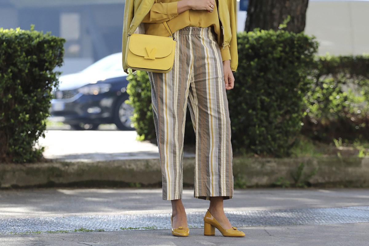 Outfit giallo gioia - 03