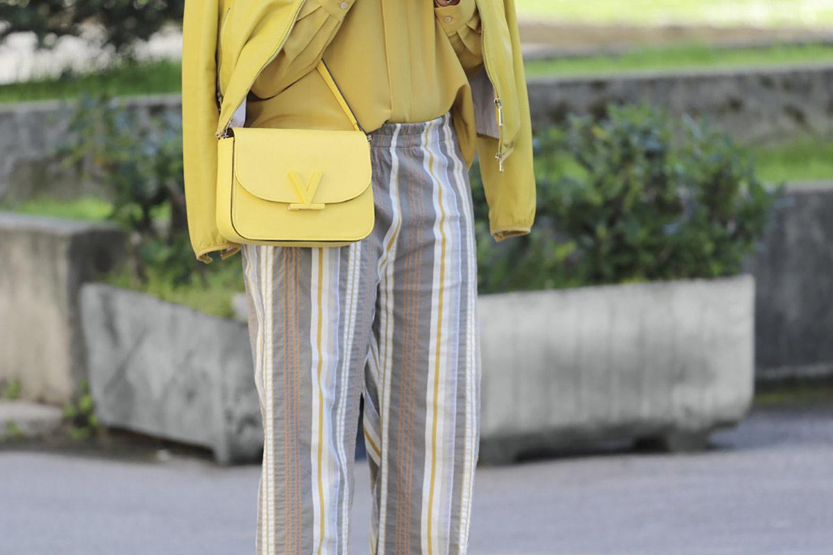 Outfit giallo gioia - 04