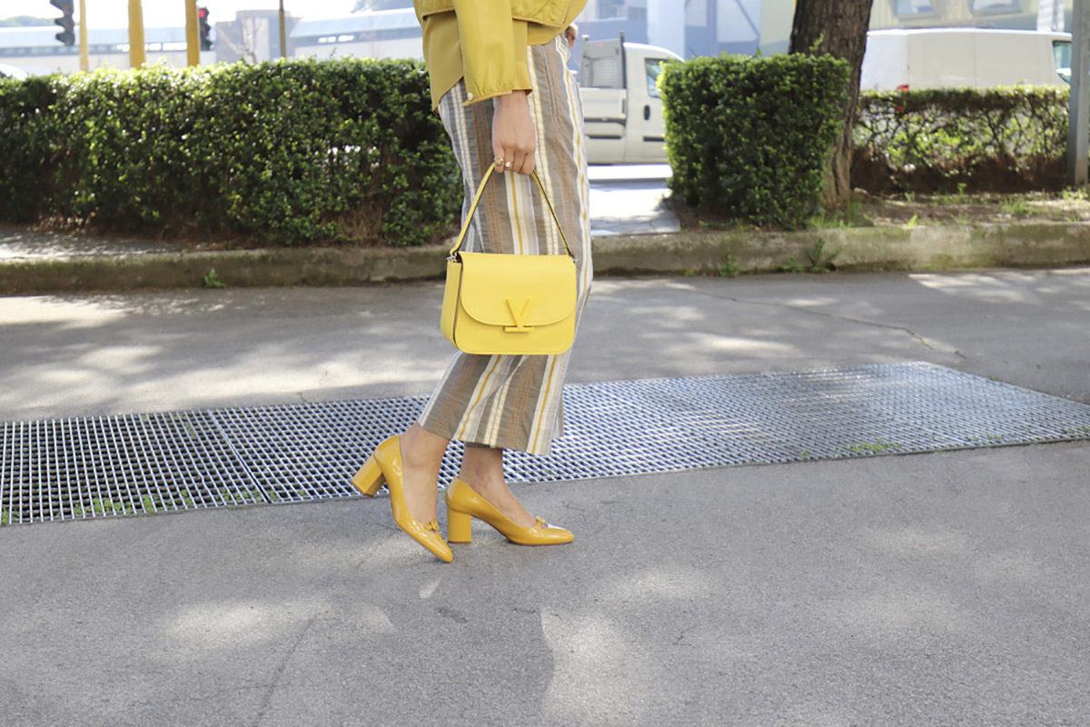 Outfit giallo gioia - 05