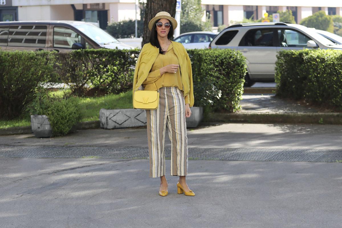 Outfit giallo gioia - 07