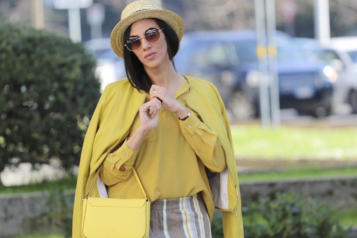 Outfit giallo gioia - 08