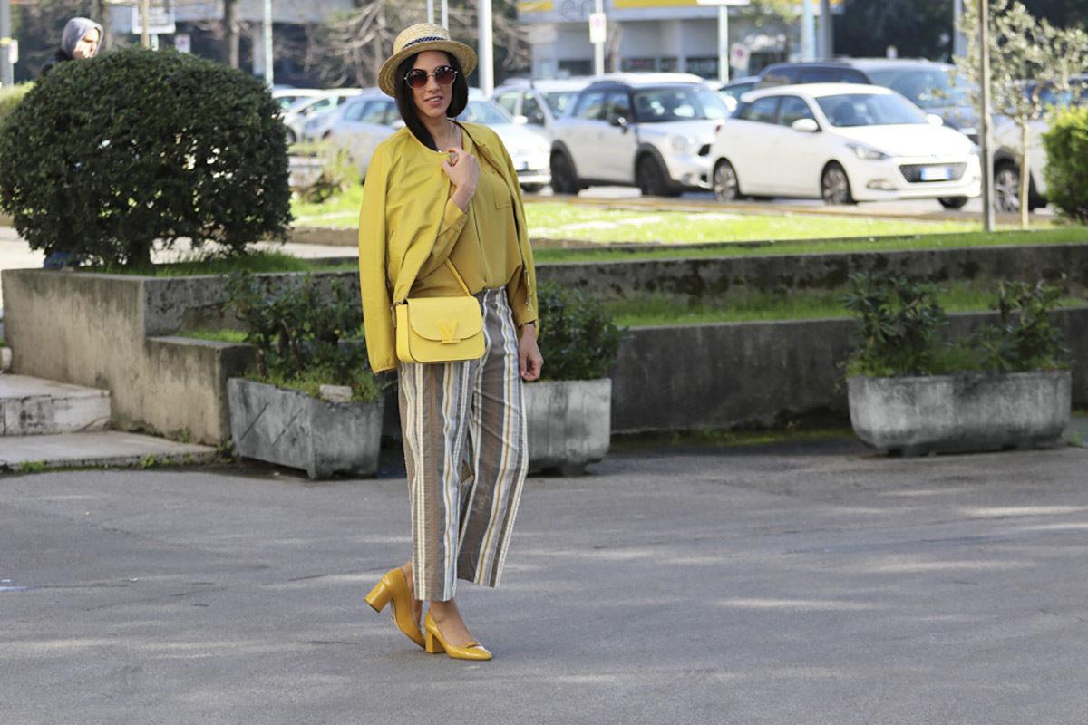 Outfit giallo gioia - 09
