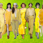 Yellow – Trends for Autumn / Winter 2017/18