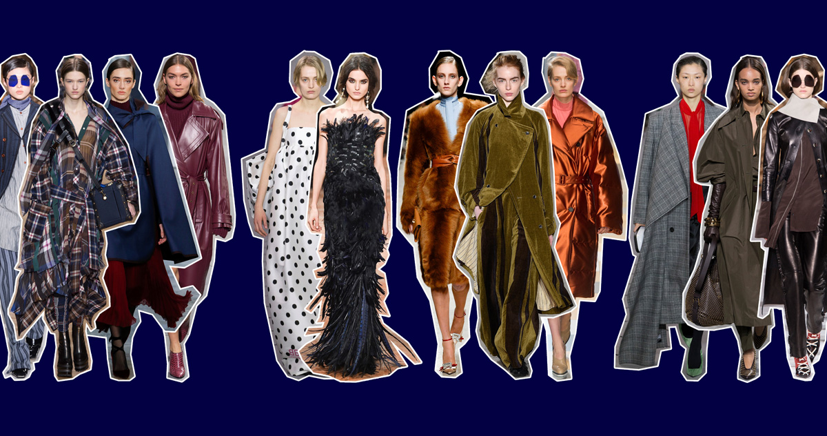 Trends of F/W 2017/2018