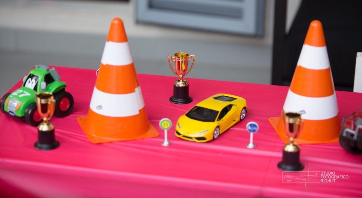 festa compleanno stile cars (1)