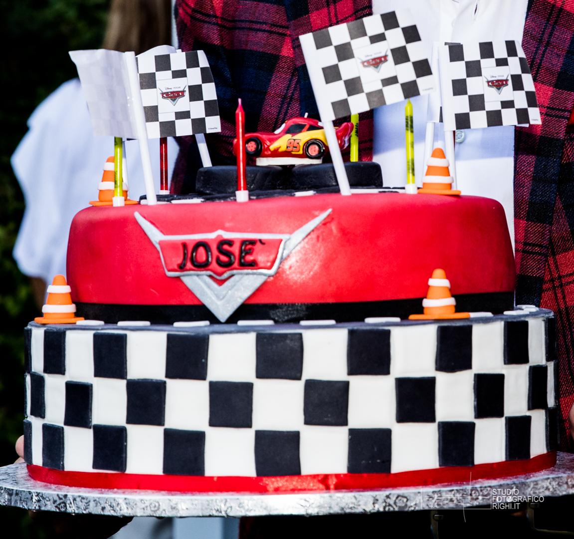 festa compleanno stile cars (10)