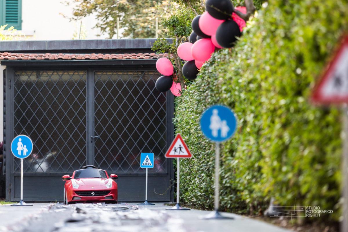 festa compleanno stile cars (5)