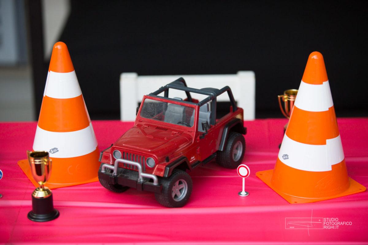 festa compleanno stile cars (6)