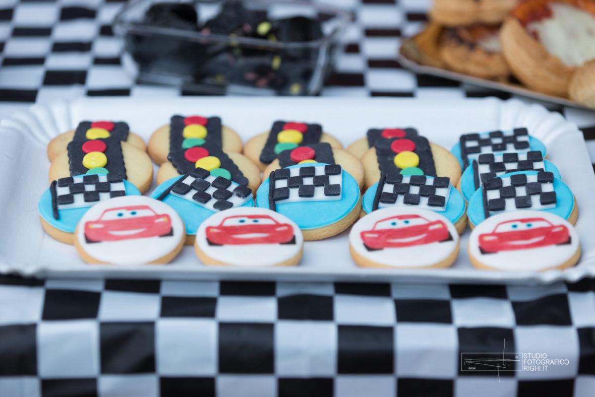 festa compleanno stile cars (7)