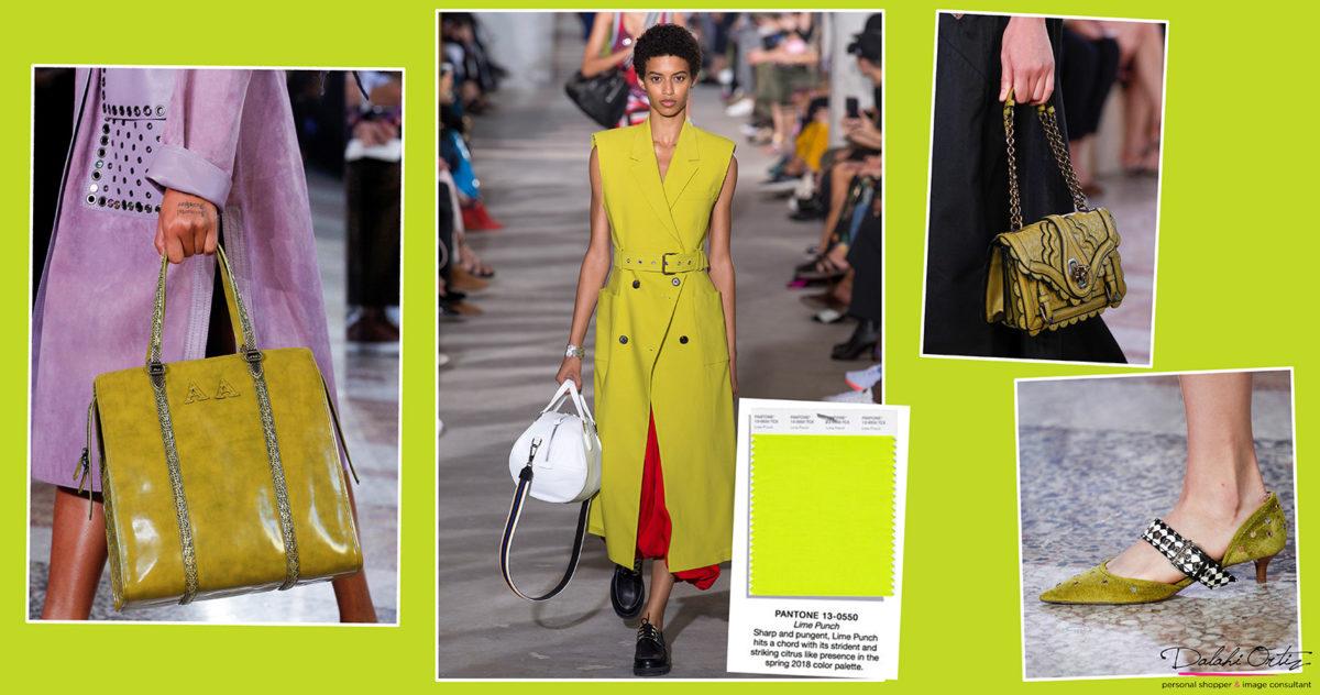 Colori Pantone Primavera-Estate 2018_12 sfumature di stile_Lime-Punch