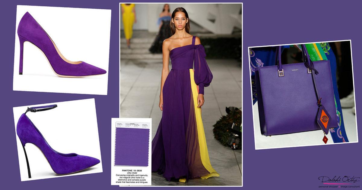 Colori Pantone Primavera-Estate 2018_12 sfumature di stile_Ultra-Violet