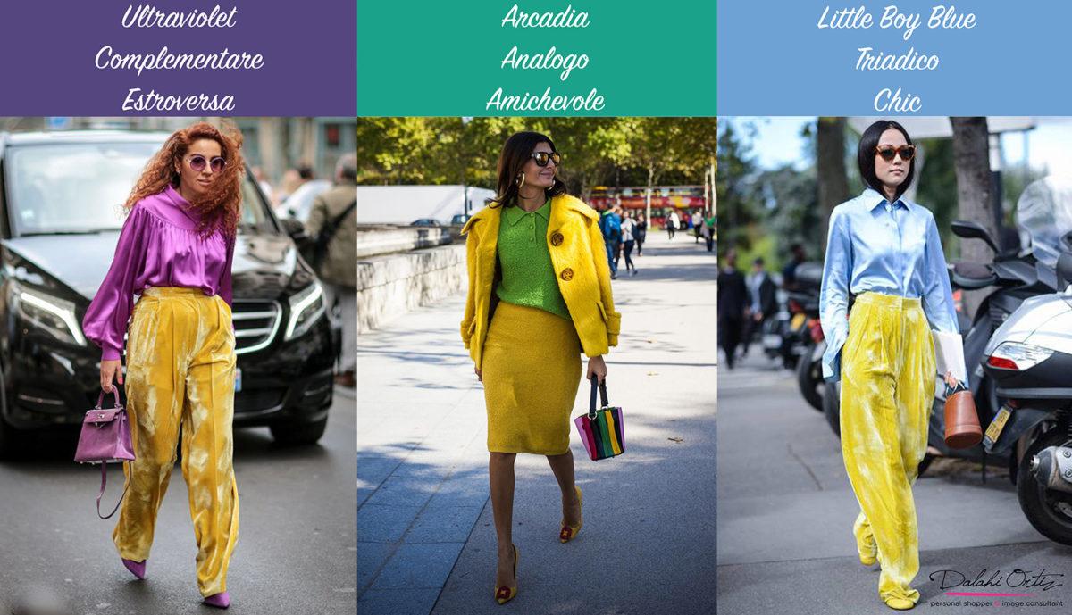 04_Colori di tendenza 2018_Meadowlark_Gli abbinamenti per il colore giallo