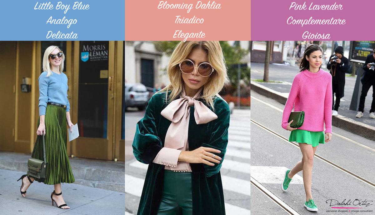 06_Colori di tendenza 2018_Arcadia_Gli abbinamenti ispirati al colore verde