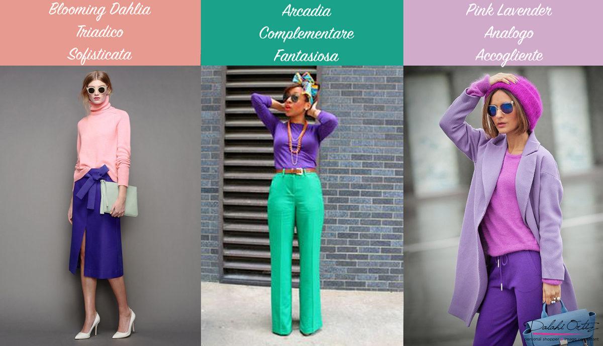 08_Colori di tendenza 2018_Ultraviolet_Come abbinare il colore Pantone dell anno