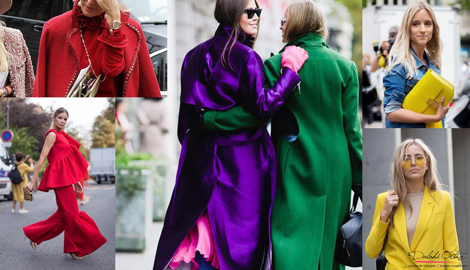 Consulenza Immagine sugli abbinamenti dei colori Pantone