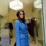 Shopping at Willi Wear, Prato