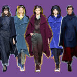 Capes: half-way between a poncho and a cloak