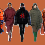 Down jackets trends
