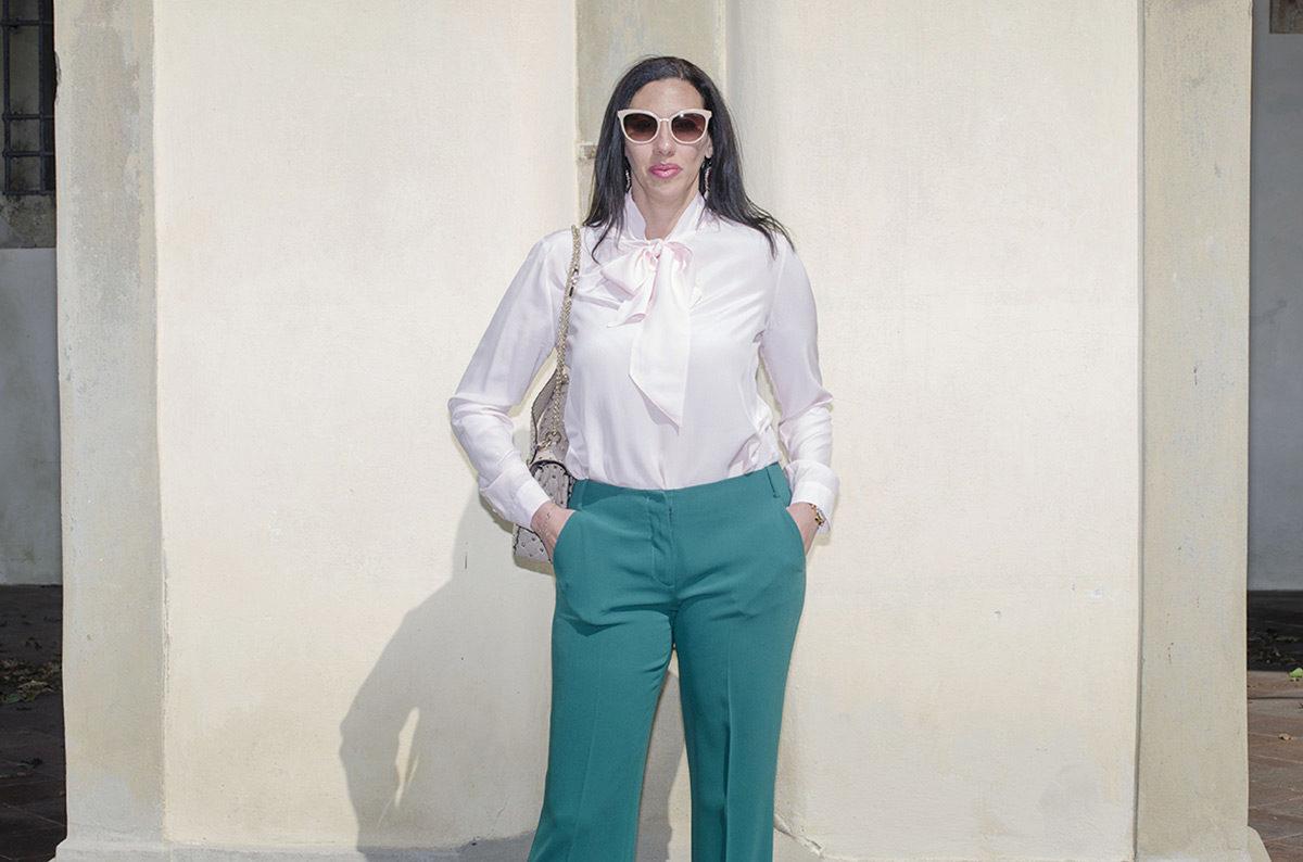 Blouse Karl Lagerfeld