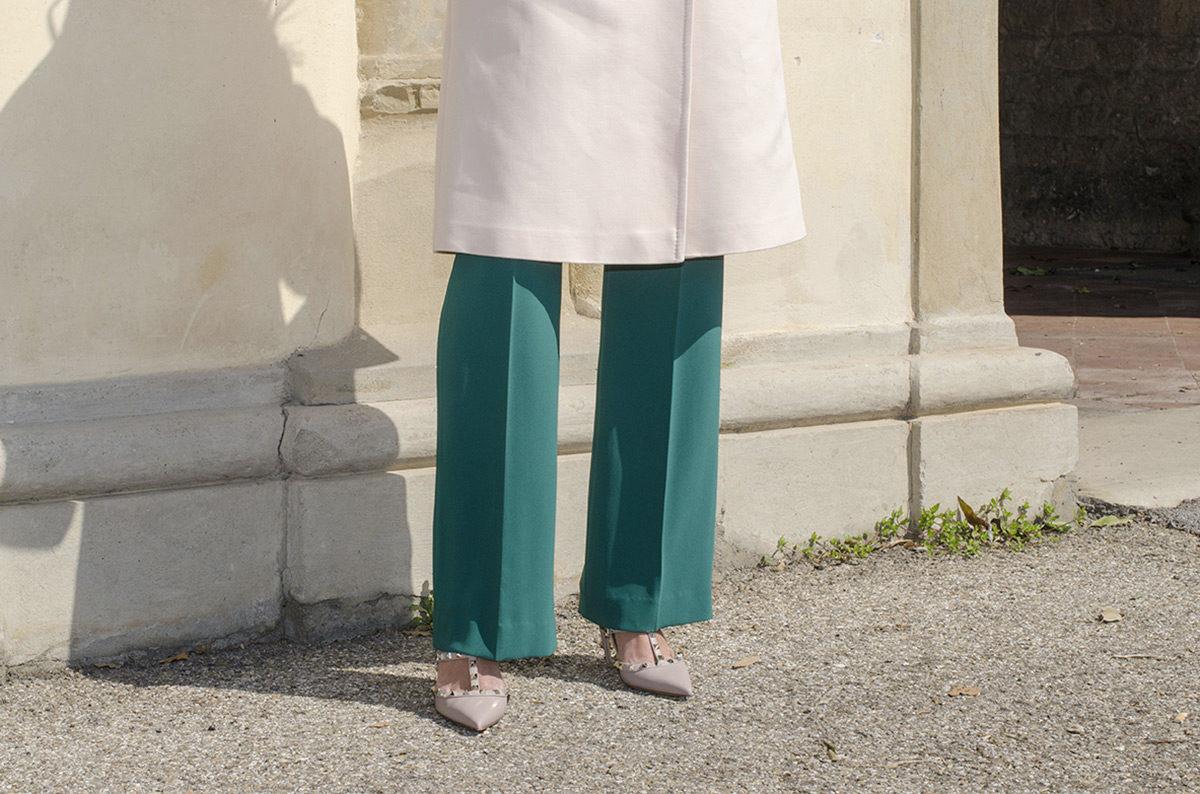 Pantalone Alberto Biani