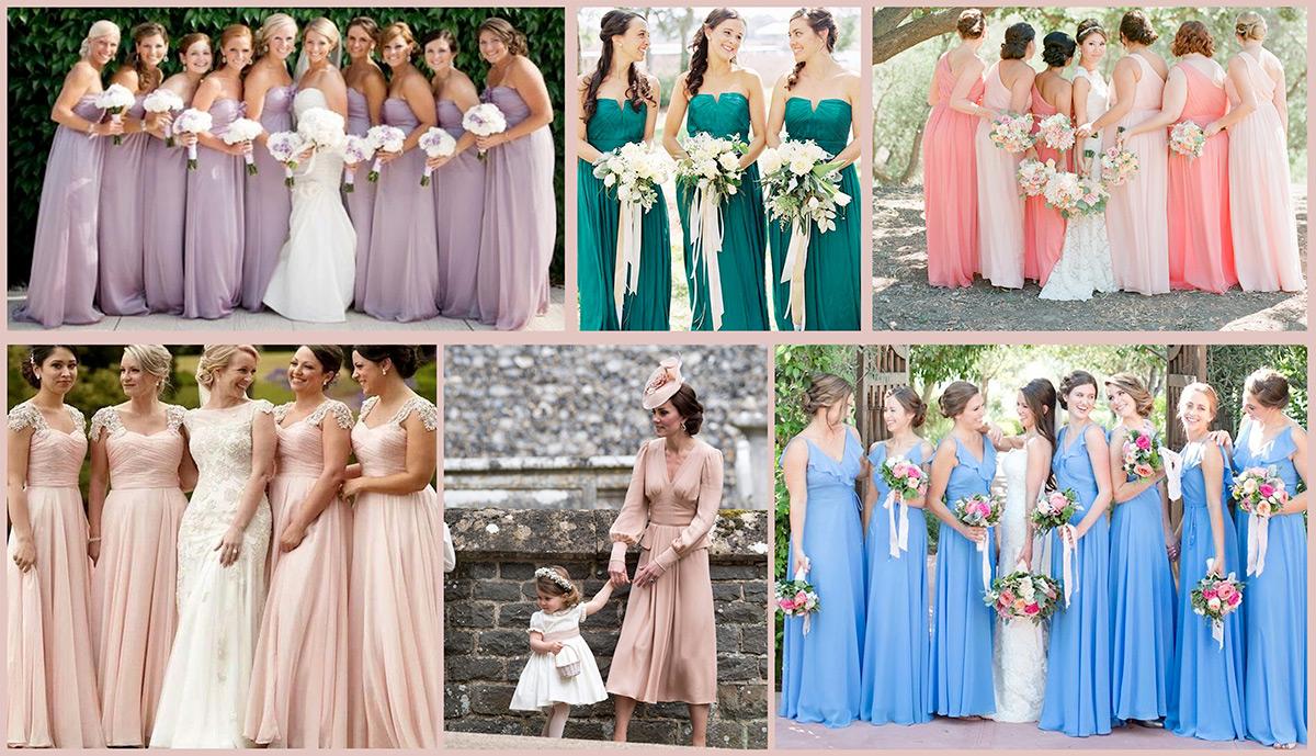 Quali colori indossare per un matrimonio? Ecco i consigli per la Primavera-Estate