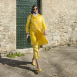 Yellow submarine: total look casual e informale