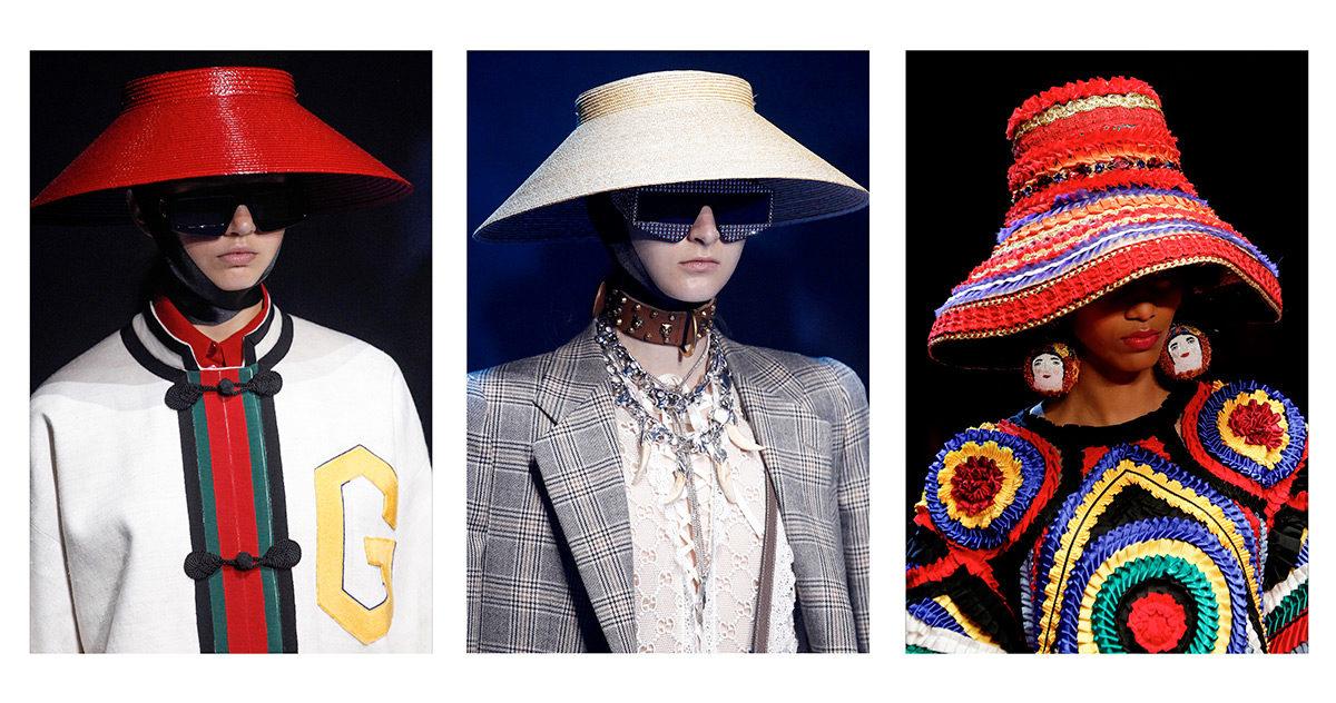 Cappelli - Gucci, Dolce & Gabbana