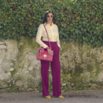 Amiable Contrasts: yellow and lavender pink, spring trends