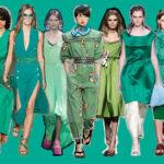 Verde Arcadia: la tonalità di tendenza per l'estate 2018