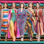 Rainbow Stripes: must of the summer season