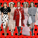 Polka dots trends