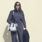 Mini chic: bon ton with small polka-dots