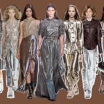 Shiny and attractive with glitter trends