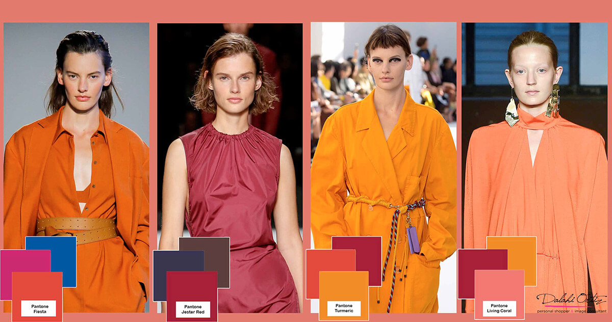 Spring-Summer 2019 colour trends: all shades of style - Dalahi Ortiz