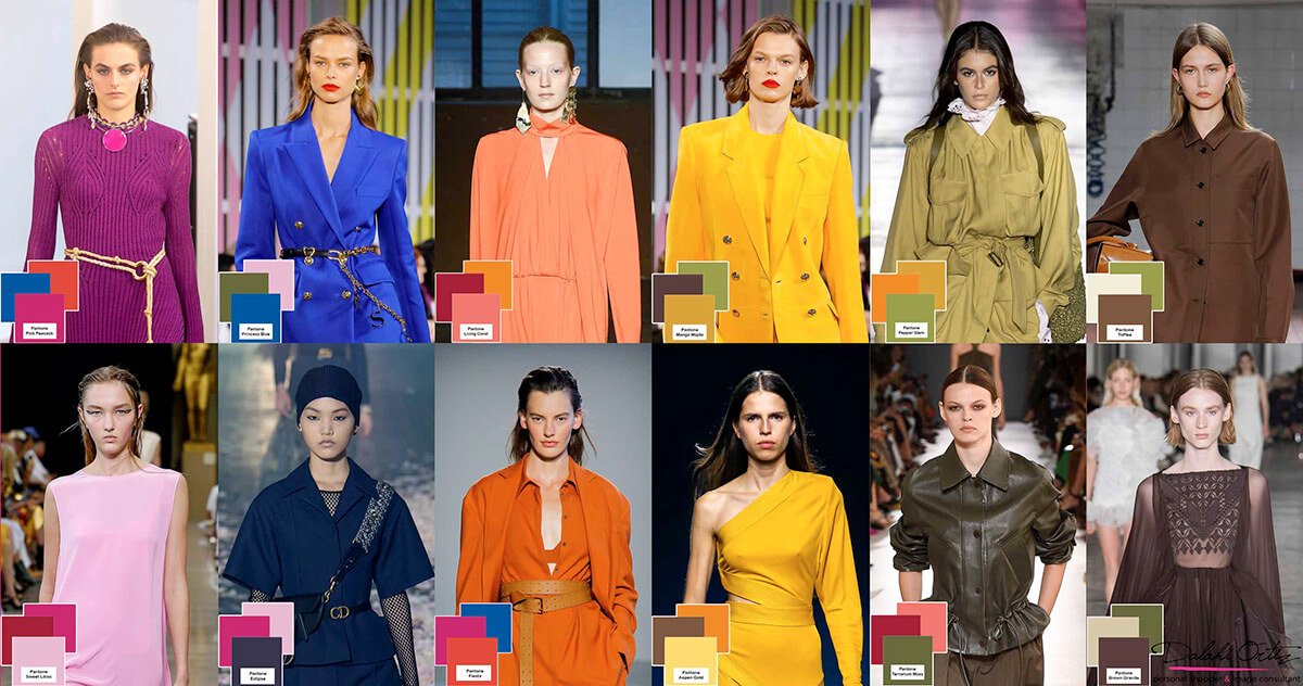 a4e387389c98 Tendenze colori primavera-estate 2019  tutte le sfumature dello stile -  Dalahi Ortiz Personal Shopper a Firenze