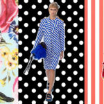Fancy prints: stripes, polka dots and flowers