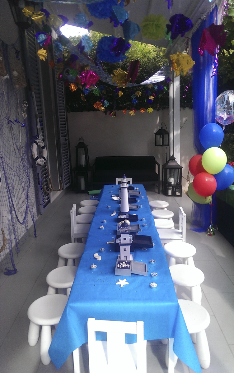 Birthday Party With A Nautical Theme These Are The Secrets
