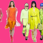 Fluo-Mania: neon e sorbetto color