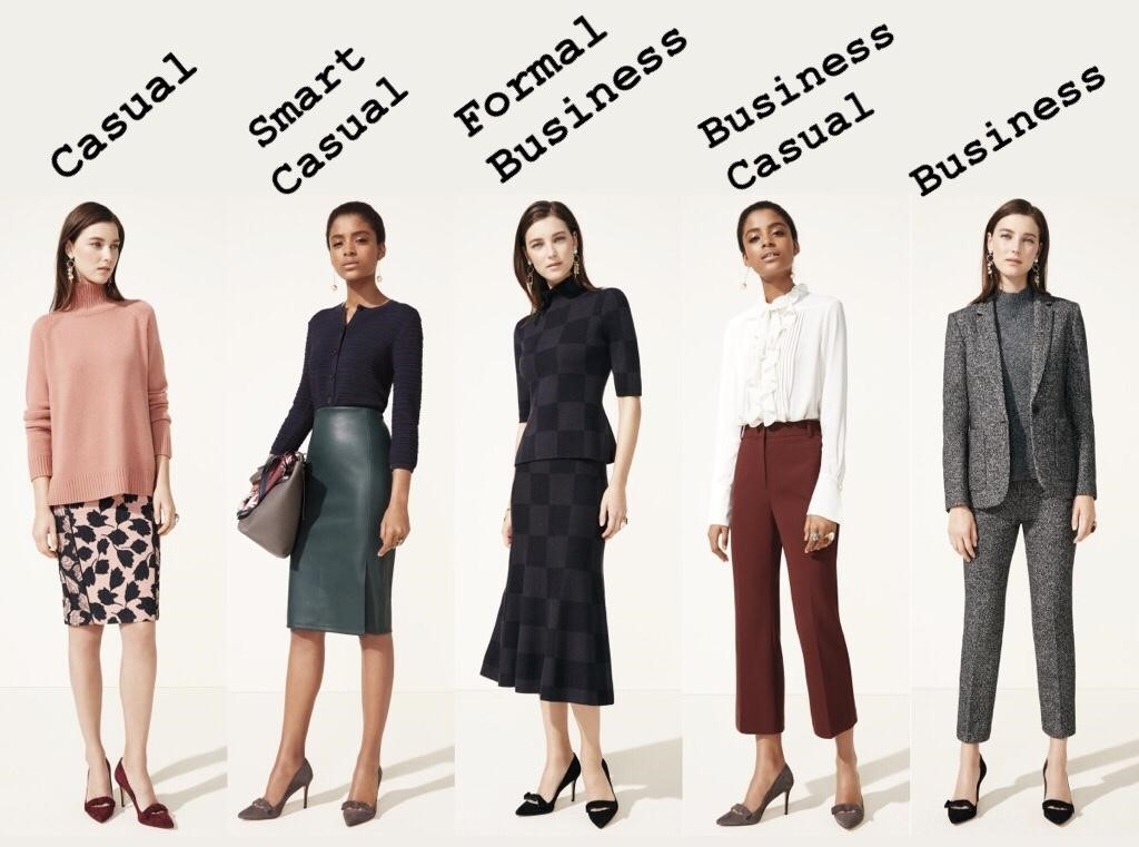 How to dress for the office and create a professional dress
